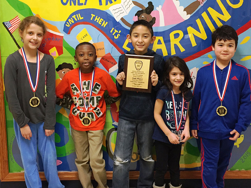 South Bay Students Take Top Prizes in Poster Contest