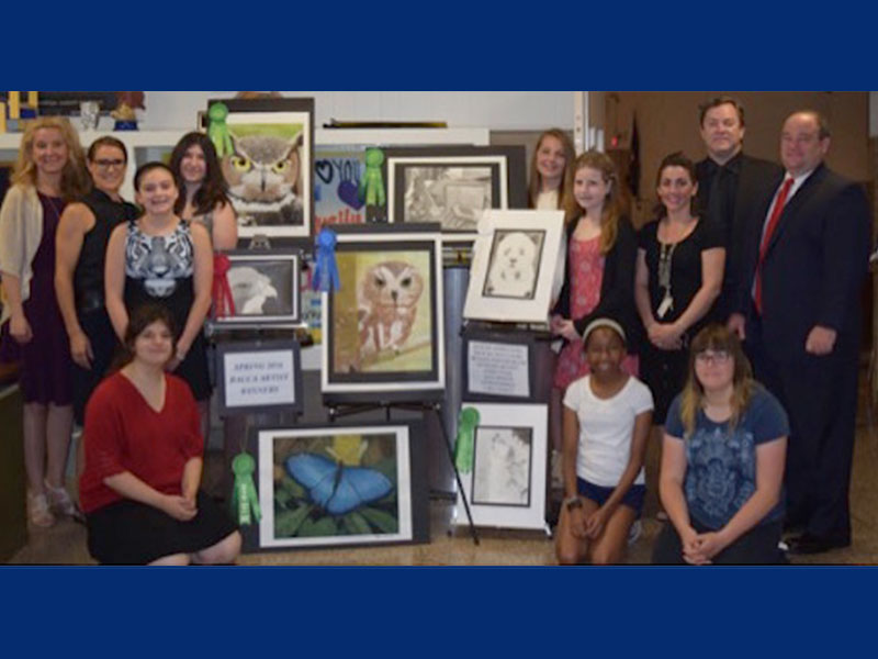 BACCA Honors for JHS Artists