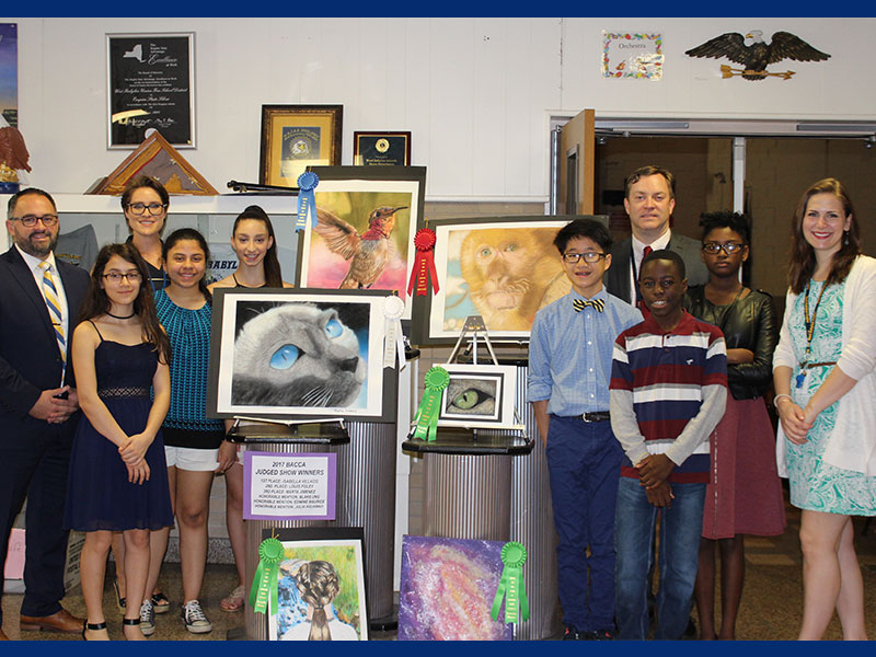 Students-Artists Earn Top Awards at BACCA