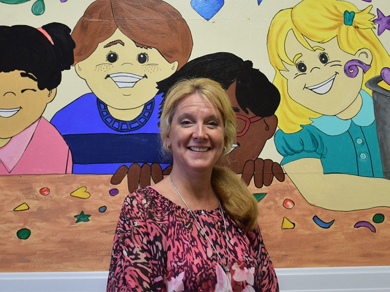 Former Assistant Principal Takes Helm at Santapogue