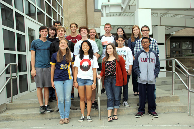 District Lauds AP Scholars