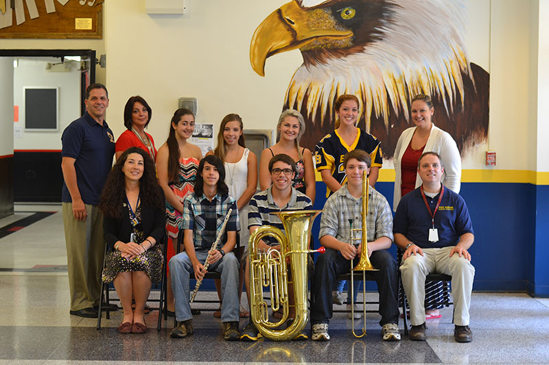 Students Selected for Prestigious Music Festival