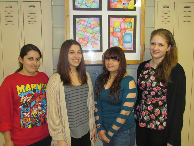 Accolades for West Babylon Student-Artists