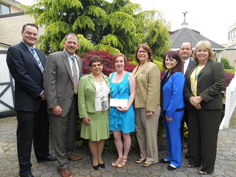 Nadine Doerbecker Receives SAANYS Scholarship