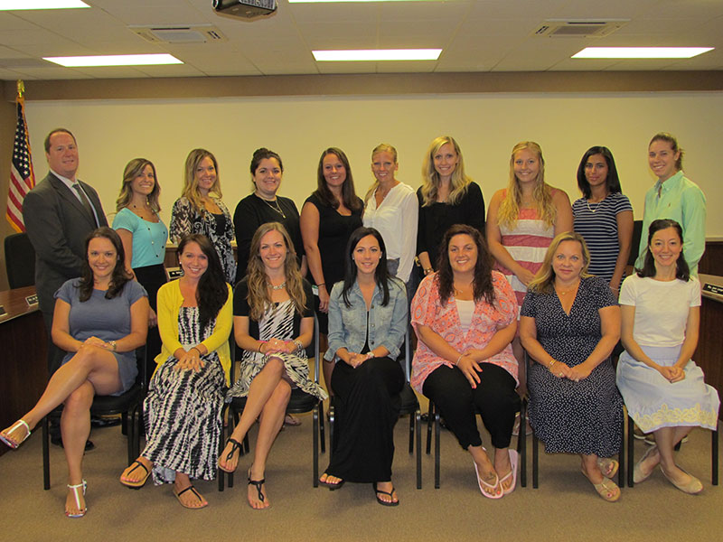 Meet the District's New Teachers