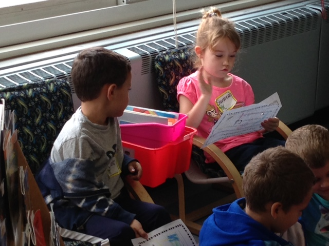 A Look at Elementary Writing Initiatives for  2015-16