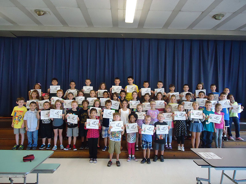 Summer Math and Reading Stars
