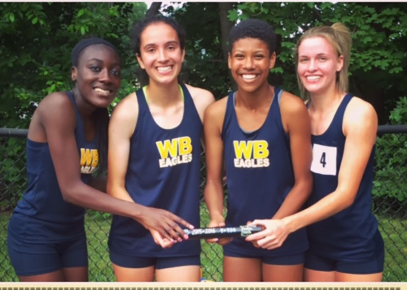 All-Long Island Honors for Girls Track