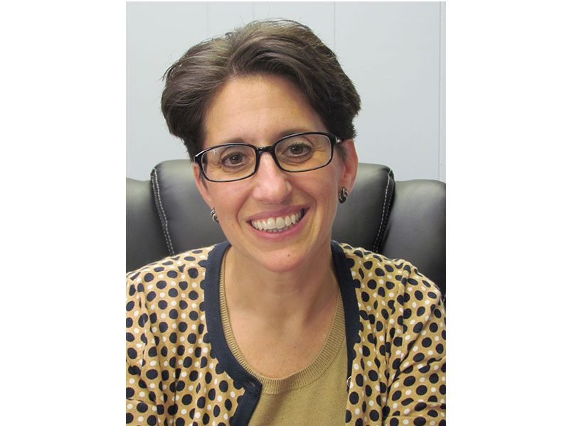 District Welcomes Michele Psarakis