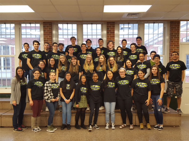 Science Olympiad Team Heads to States