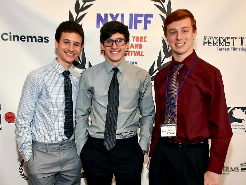 Student-Made Film Debuts at NYLIFF
