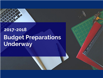2017-18 Budget Preparations Underway thumbnail73592
