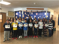 Kindness Counts at JHS photo