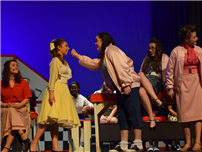 'Grease' Performance Lights Up the Stage Photo