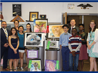 Students-Artists Earn Top Awards at BACCA Photo