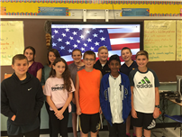 Students Pen Essays for Hero Veterans photo