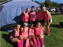 Field Hockey Sports Pink photo