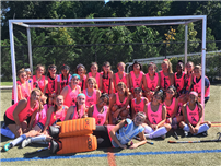 Field Hockey 'Sticks It' to Breast Cancer photo  thumbnail102045