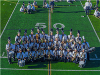 A Look at Our HS Marching Band photo