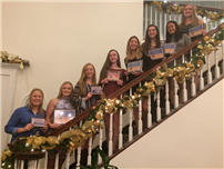 Field Hockey Honors photo