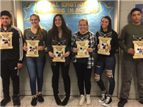 November Eagle Award Winners photo