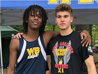 Boys Track Pair Head to States