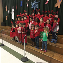 Kindergarten Performance photo