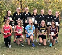 Girls Cross-Country Takes Seventh in Suffolk photo 3