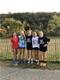 Girls Cross-Country Takes Seventh in Suffolk photo 4