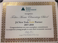 Tooker Avenue Gets High Marks from Junior Achievement photo 2
