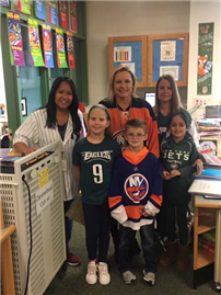 Jersey Day at Forest Avenue 3