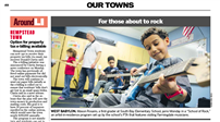 Newsday Visits South Bay