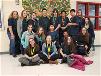 JHS Science Olympiad Team Brings Home Medals photo