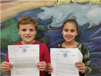 JFK Students Take Top Honors in Veterans Essay Contest thumbnail138335