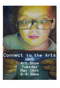 Connect to the Arts Flyer