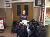 Coat Drive Benefits Local Homeless Community Pic
