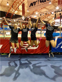 Relay Team Heads to Millrose Games photo 3