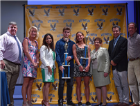 West Babylon Athletes Honored